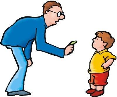 La disciplina y los hijos
