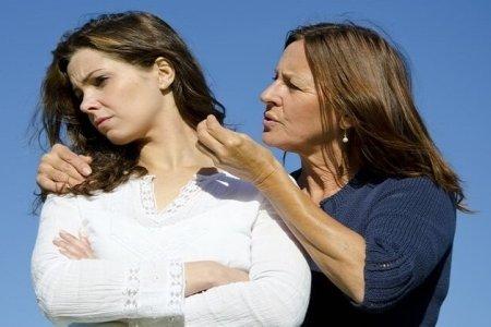 La autoestima de los hijos con una madre castrante