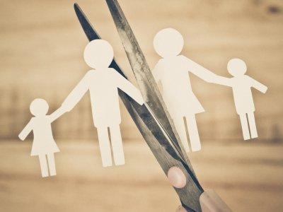 Estrés del divorcio