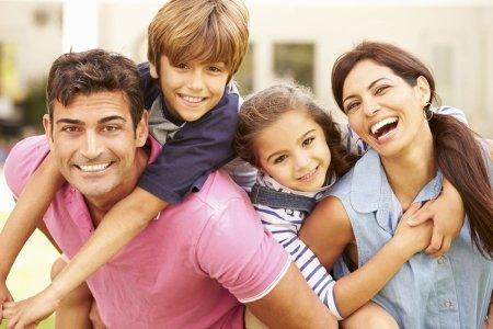 Fortaleciendo a la familia