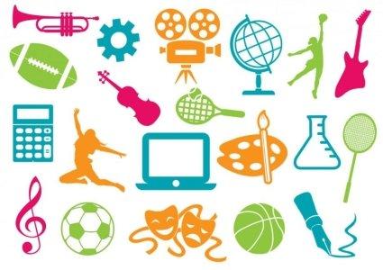 Hijos: Actividades extra-académicas