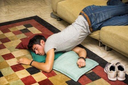 Hijos adolescentes y la hora de despertarse