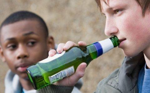 Adolescencia y alcohol